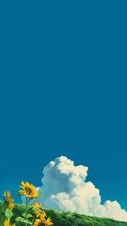 宫崎骏手机壁纸--宫崎骏动画手机壁纸