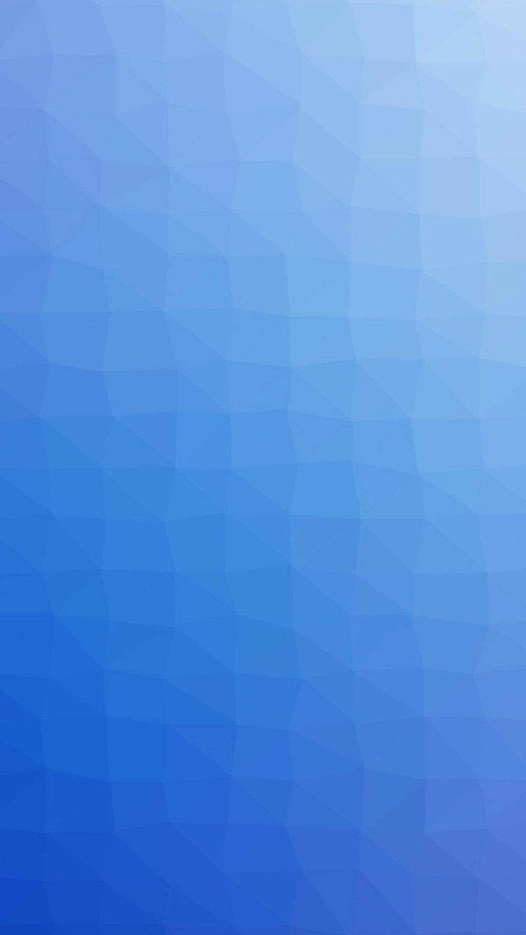 蓝色马赛克背景诺基亚手机锁屏壁纸
