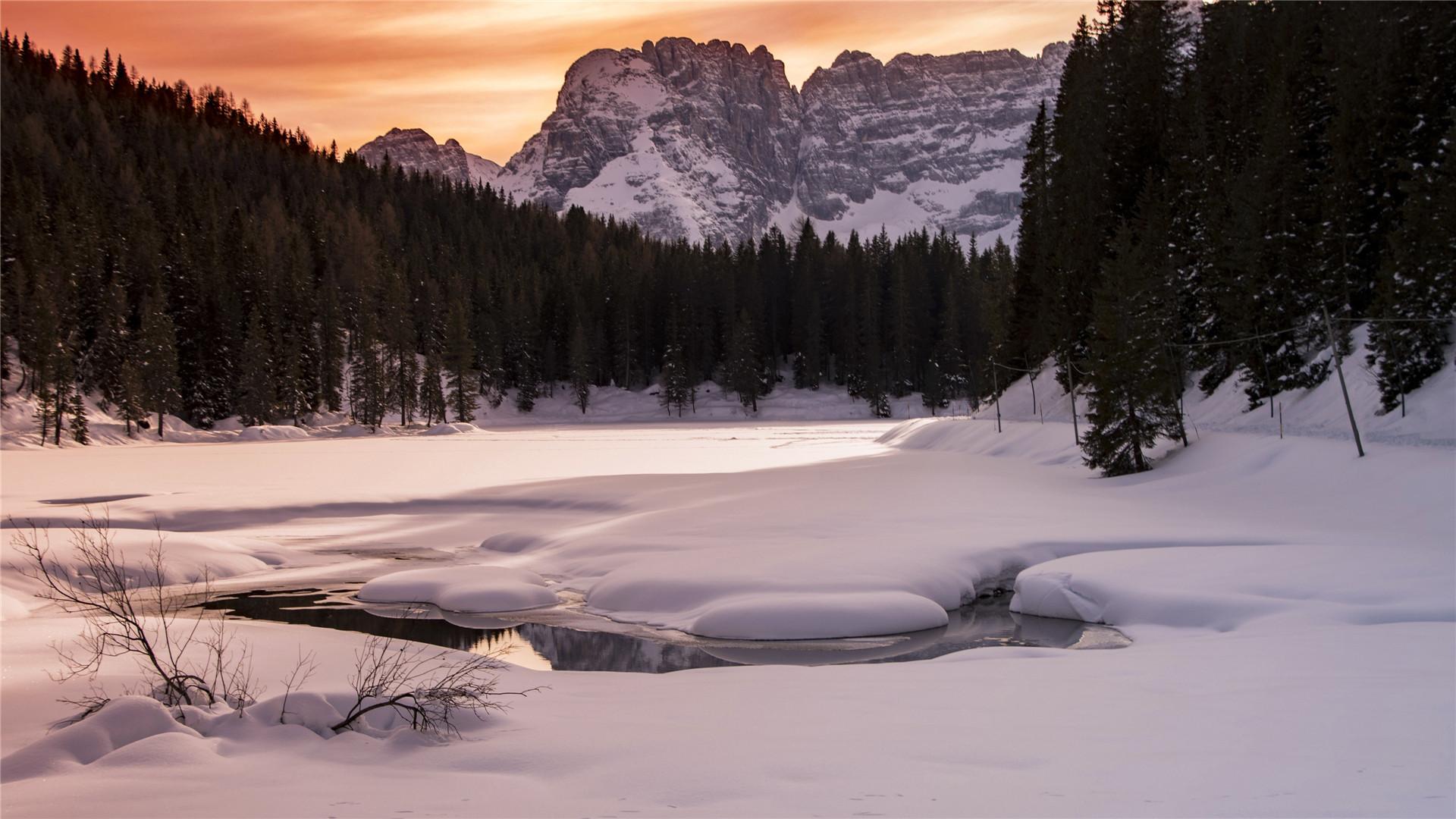 海拔最高的山峰唯美雪景搜狗桌面壁纸大全