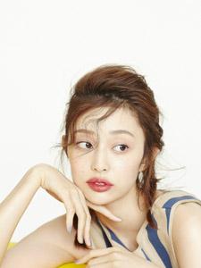 中国内地女演员盖玥希图片大全