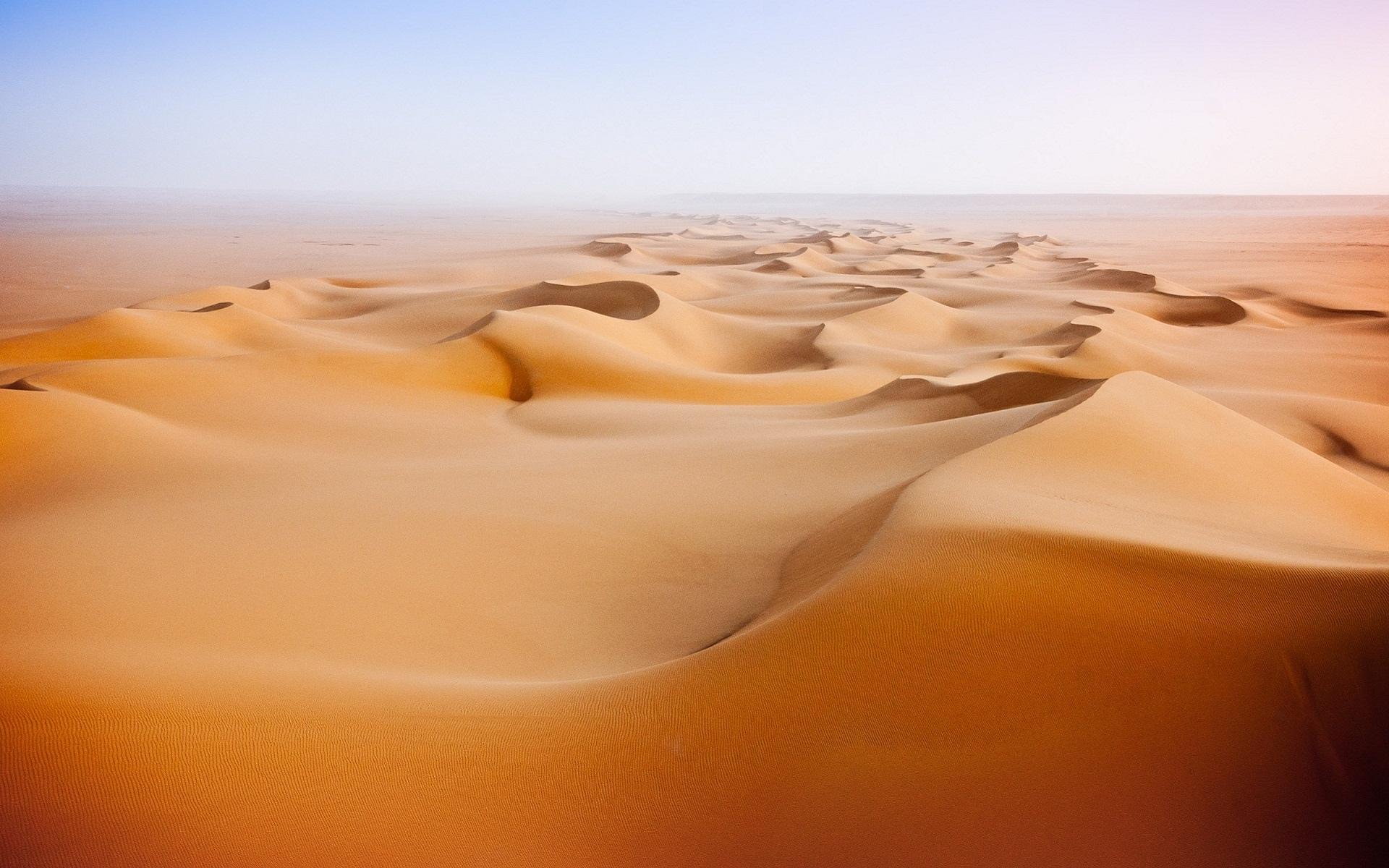 中国最大的沙漠大自然风景搜狗桌面壁纸大全