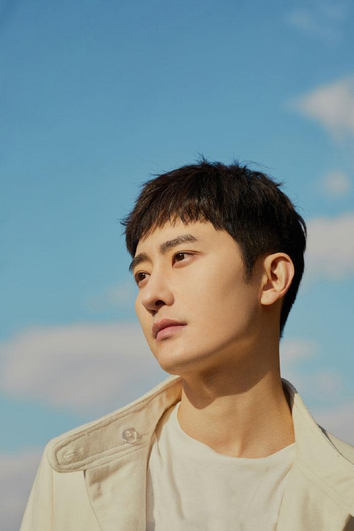 中国最帅的男明星周觅写真图片大全