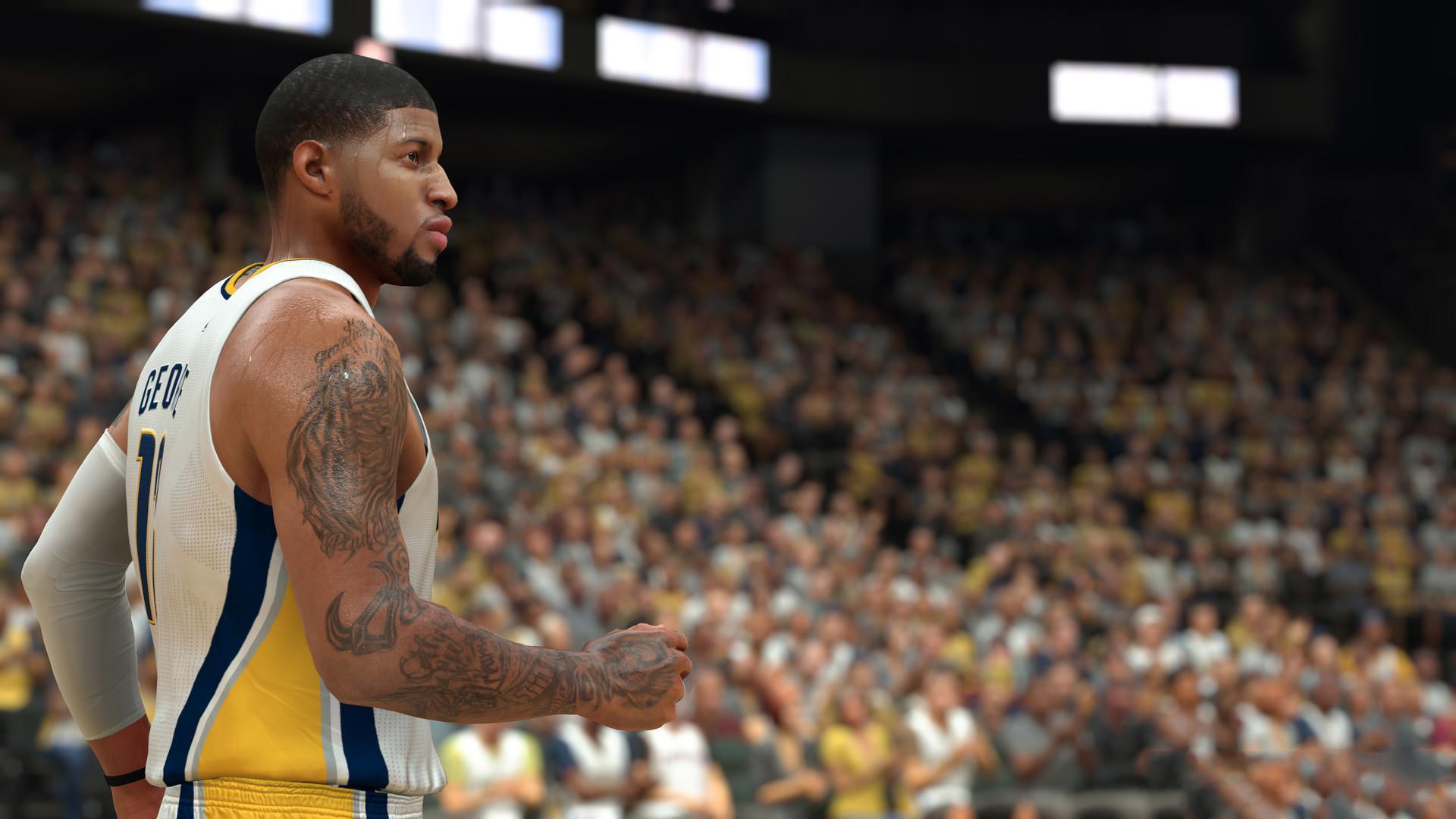 单机游戏下载《NBA 2K18》护眼桌面壁纸高清