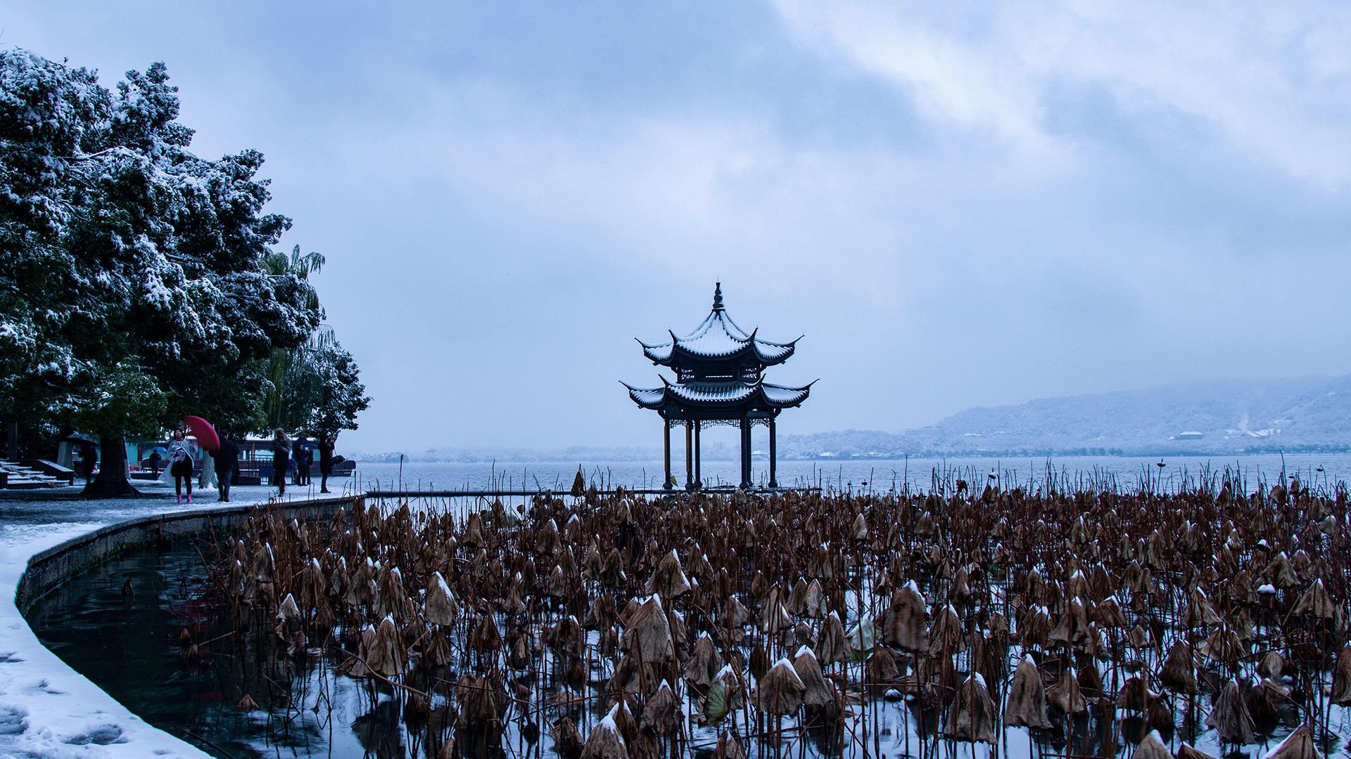 杭州唯美风景图片养眼桌面壁纸排行榜