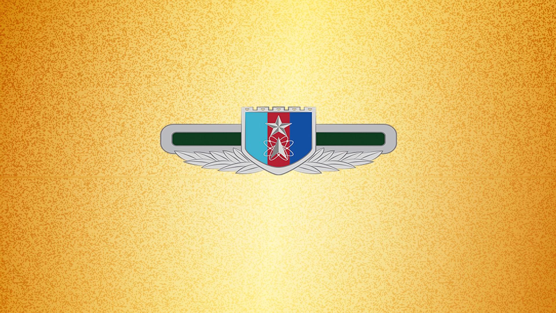 八一建军节军徽图片好看的电脑桌面壁纸
