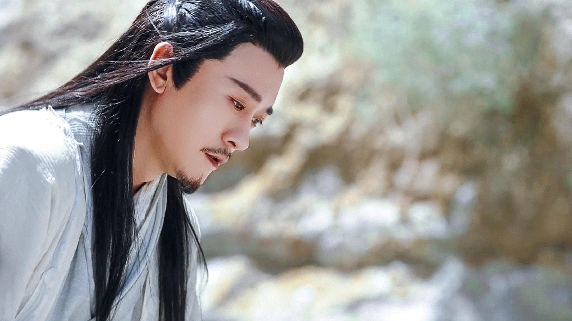 林雨申《倚天屠龙记》帅气剧照图片
