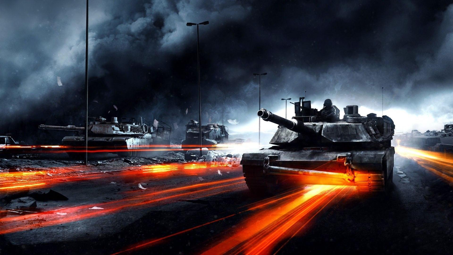 重返卡坎德游戏战地3图片