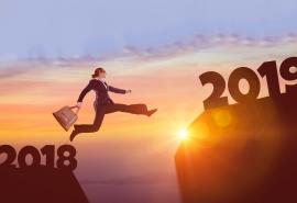 再见2018,你好2019高清桌面壁纸
